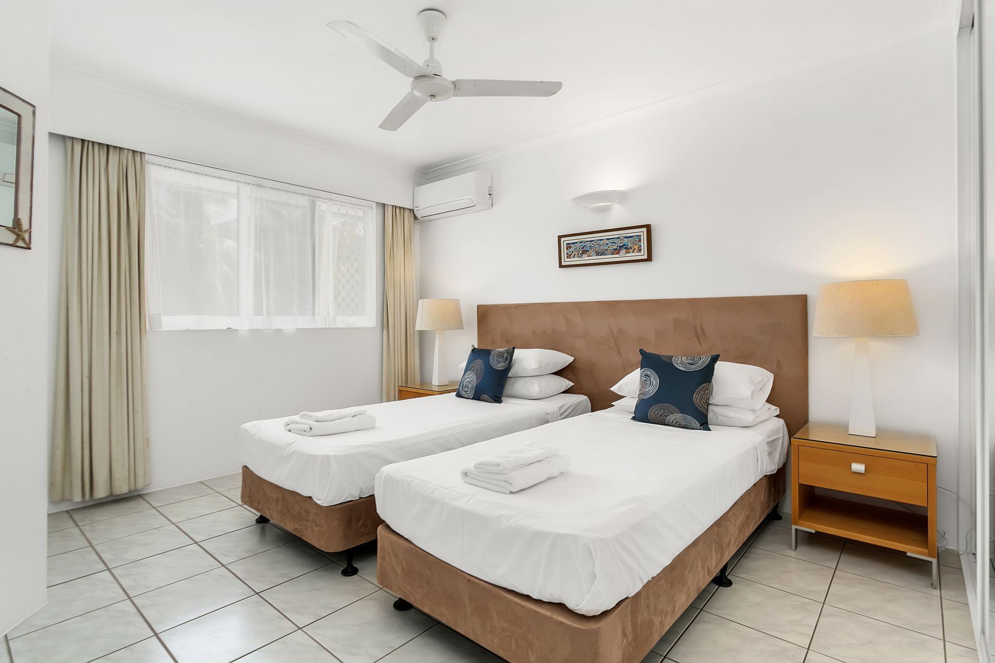 ONE BEDROOM GARDEN VIEW - TOP FLOOR